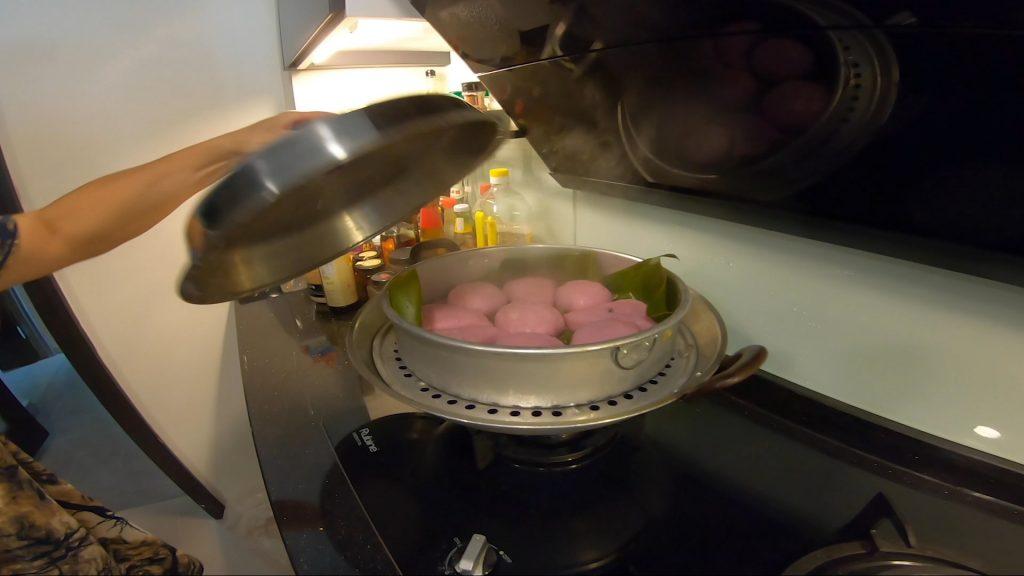 红桃粿做法