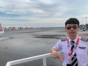 Captain KLIA Airport