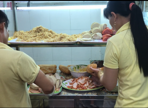 Ho Chi Minh Banh Mi