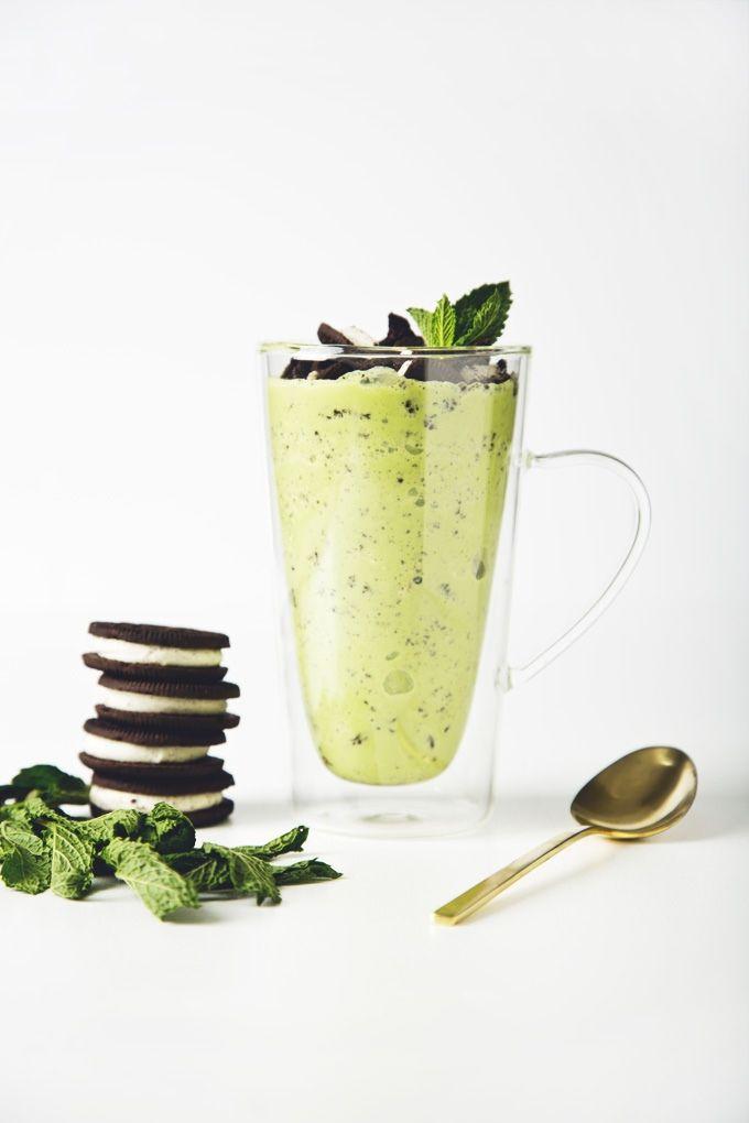 Avocado Milkshake 牛油果汁奶昔