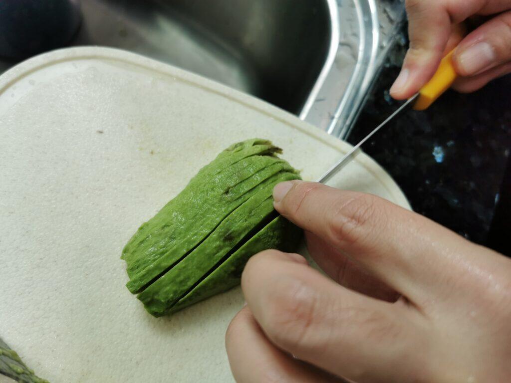 牛油果面包 Avocado bread breakfast