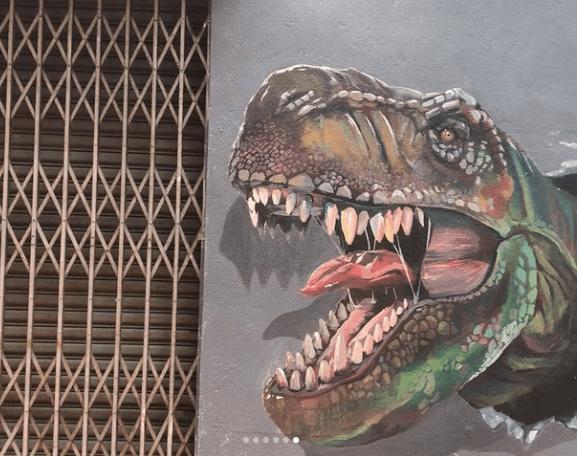 Klang Mural